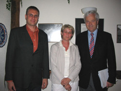 05.06.2007: Dr. Hermann Kues in Bad Bentheim