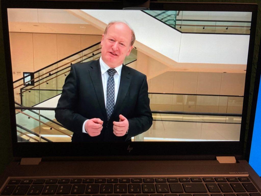 Grafschafter CDU gratuliert Reinhold Hilbers zum stellvertretenden Landesvorsitz