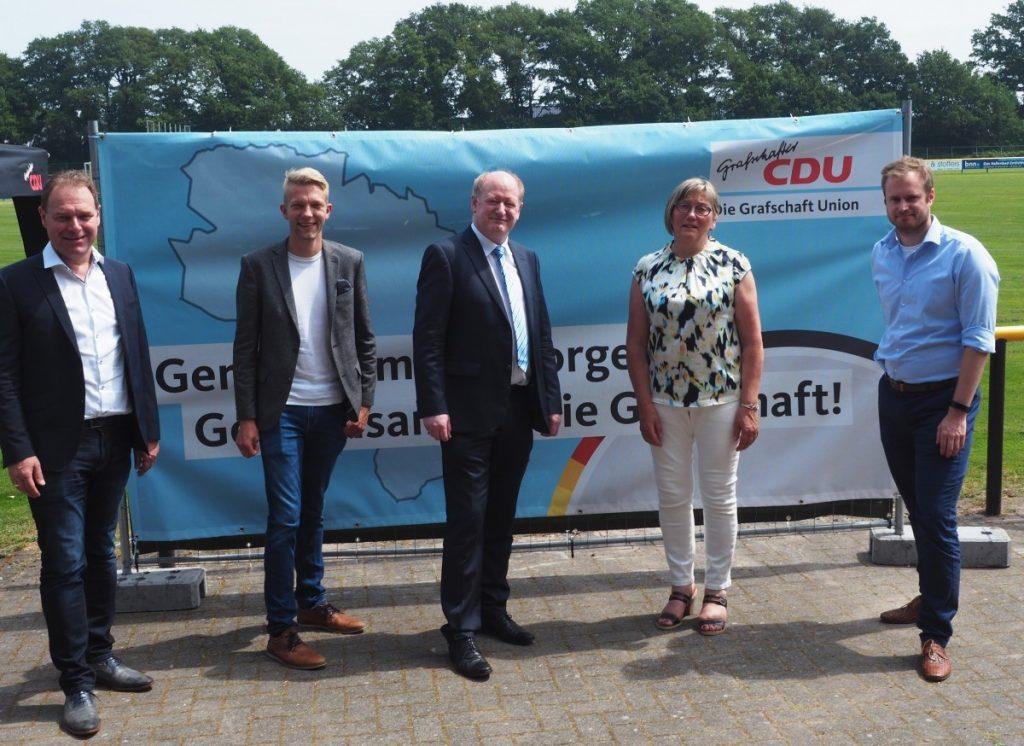 CDU will mit Mut das Morgen gestalten