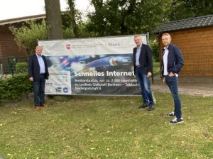 Breitband: Jeder Haushalt muss angeschlossen werden